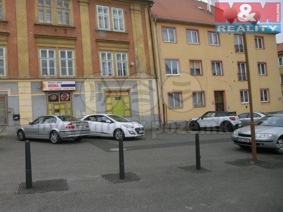 Prodej, komerční objekt, 93 m2, Cheb, ul. Kasární náměstí