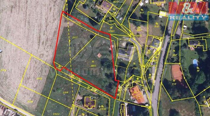 Prodej, pozemek k výstavbě, 4200 m2, Liberec, Krás. Studánka