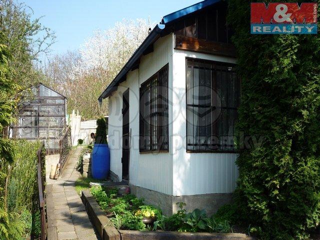 Prodej, zahrada s chatou, 370 m2, Ústí nad Labem