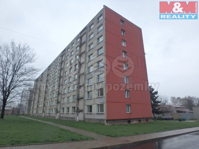 Prodej, byt 1+KK, 18 m2, Bílina, ul. Za Chlumem