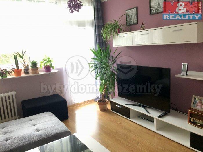Prodej, byt 2+1, 59 m2, Mariánské Lázně, ul.Hroznatova