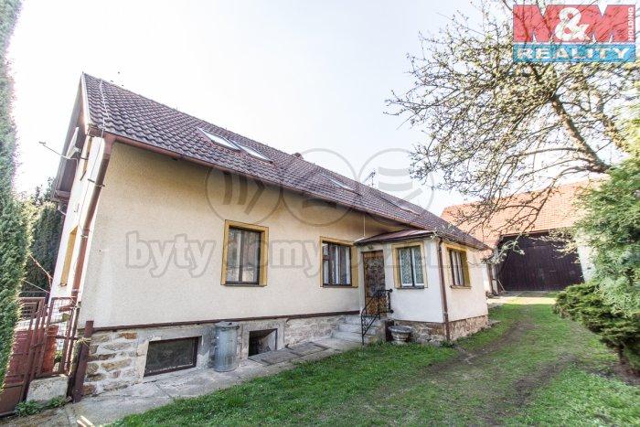 Prodej, rodinný dům 5+1, 618 m2, Mirošovice