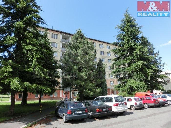 Prodej, byt 1+kk, 19 m2, OV, Karlovy Vary, ul. Fibichova