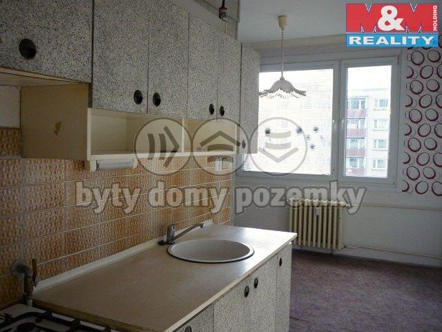 Prodej, byt 2+1, 63 m2, OV, Ústí nad Labem - Mojžíř
