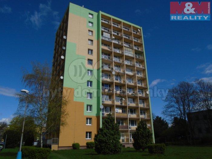 Prodej, byt 2+1, 56 m2, OV, Bílina, ul. Za Chlumem