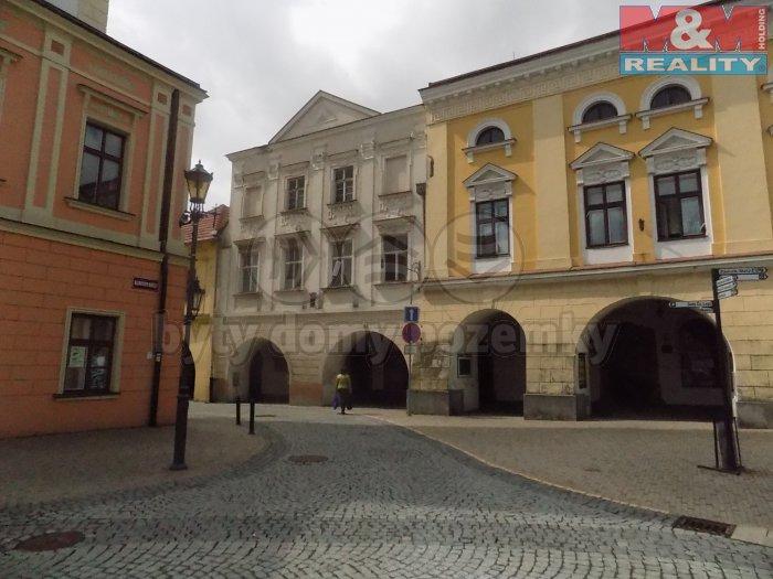 Prodej, obchodní prostory, Hranice, ul. Radniční