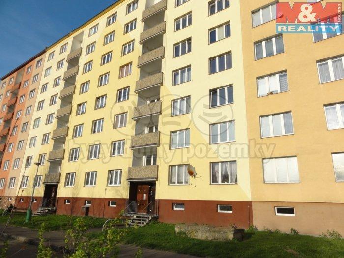 Prodej, byt 2+1, 67 m2, Karlovy Vary, ul. Čankovská