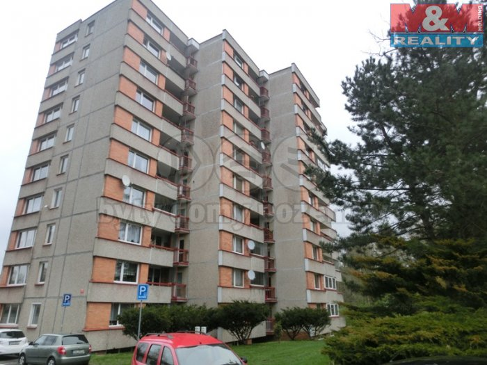 Prodej, byt 2+1, 74 m2, OV, Liberec, ul. Franklinova