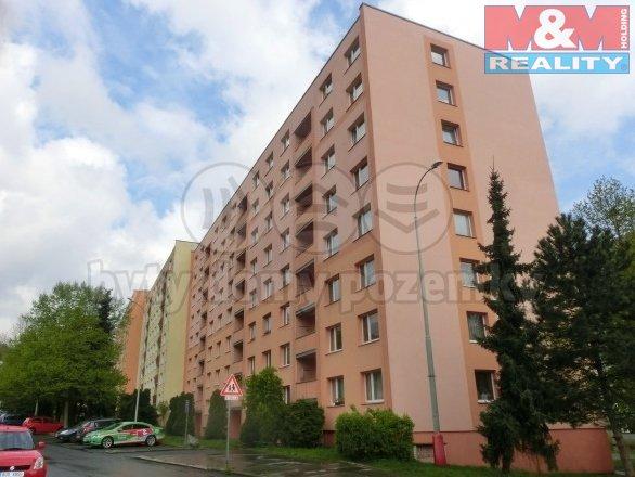 Prodej, byt 1+1, 36 m2, OV, Ústí nad Labem - Neštěmice
