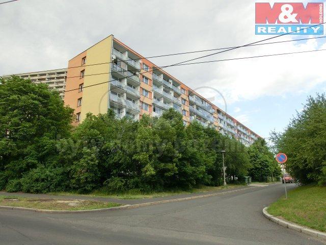 Pronájem, byt 1+1, 35 m2, Chomutov, ul. Stavbařská