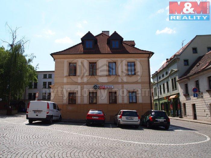 Prodej, nájemní dům, 250 m2, Žatec, ul. Volyňských Čechů
