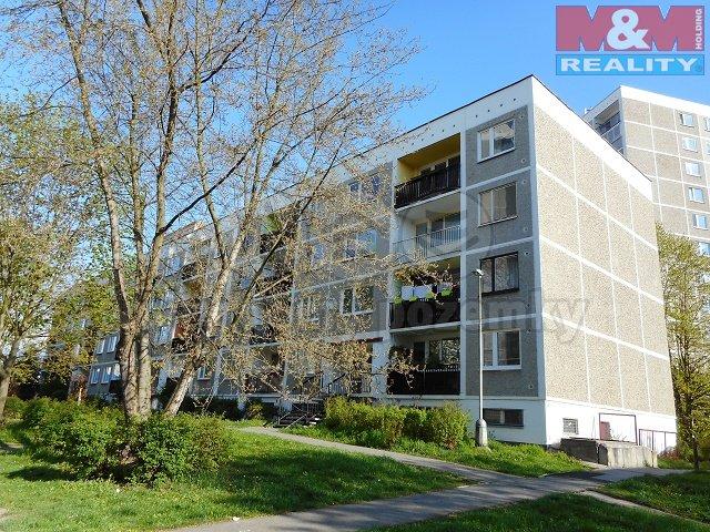 Prodej, byt 2+1, 70 m2, OV, Ústí nad Labem - Bukov