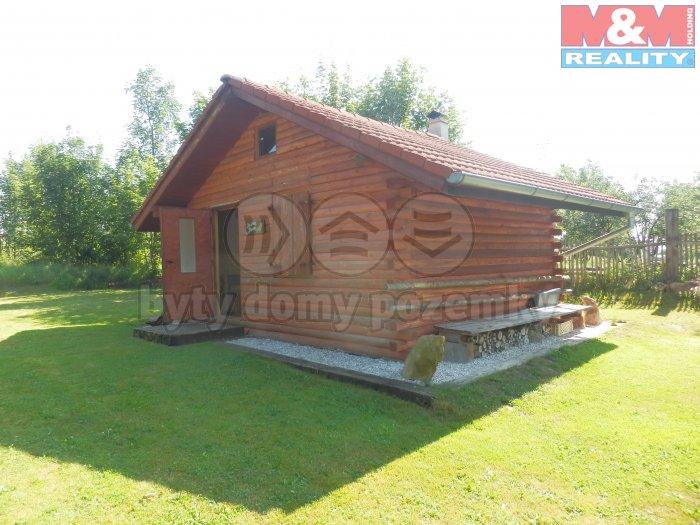 Prodej, chata 1+1, 25 m2, Plesná