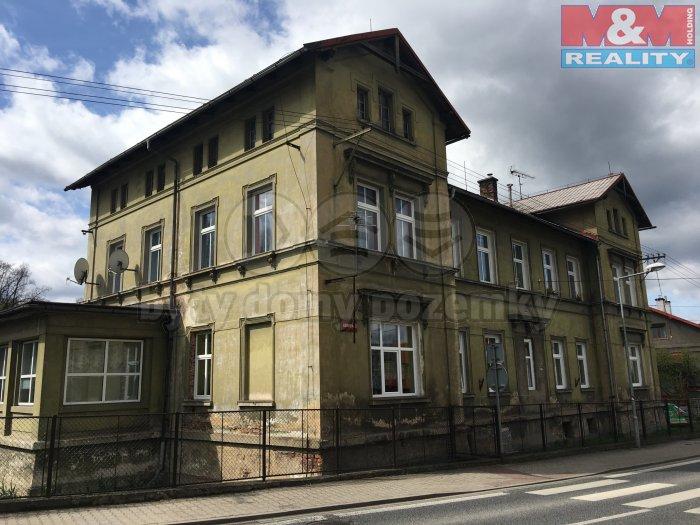 Prodej, byt 3+1, 74 m2, Frýdlant, ul. Komenského
