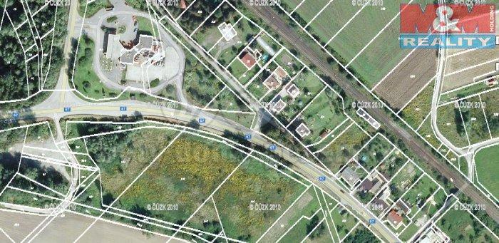 Prodej, pozemek 1288 m2, Dětmarovice