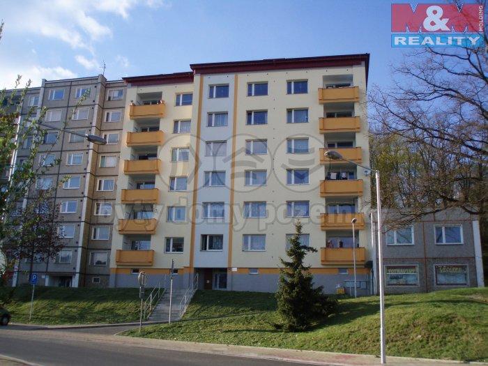 Prodej, byt 2+1, 52 m2, OV, Cheb, ul. Dvořákova