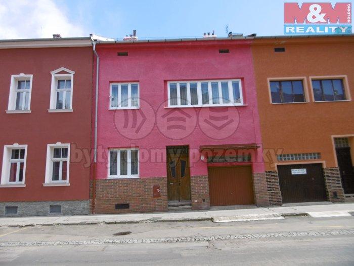 Prodej, rodinný dům, 173 m2, Chomutov, ul. Husova