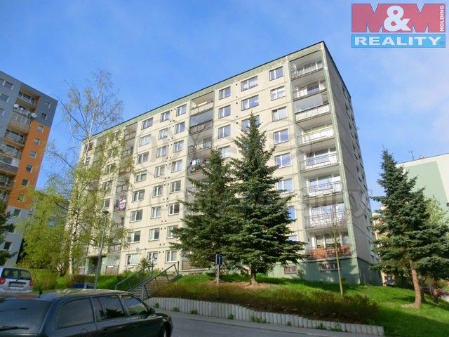 Prodej, byt 3+1, 75 m2, Liberec, ul. Halasova