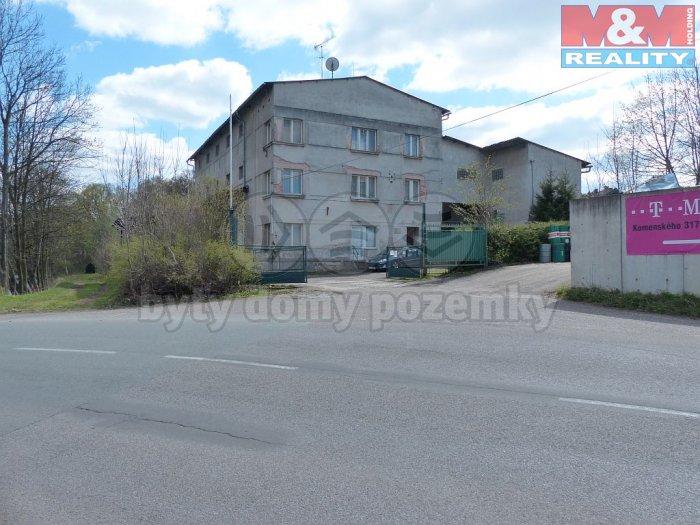 Prodej, obchodní a výrobní prostory, 2174 m2, Nová Paka