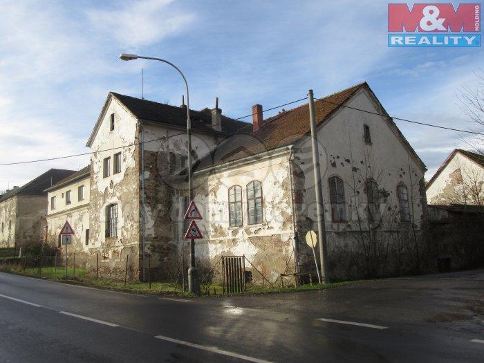 Prodej, bytový dům, 1180m2, Horažďovice