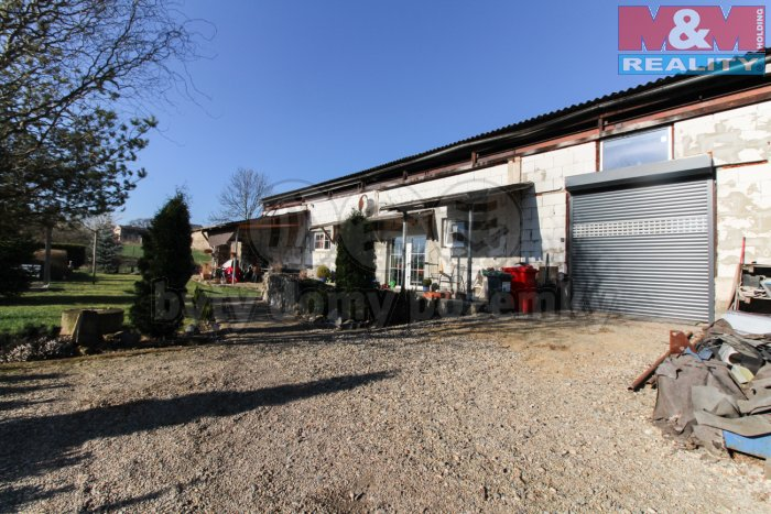 Prodej, rodinný dům 4+kk, Hospozín