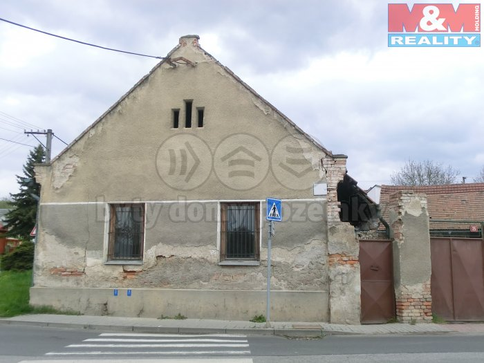 Prodej, rodinný dům, 400 m2, Kamenný most