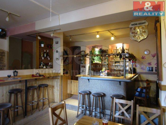 Pronájem, kavárna, 100 m2, Praha 8 - Libeň