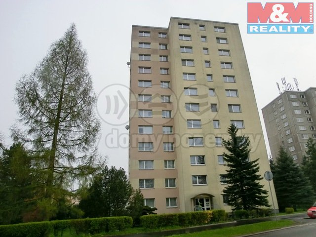 Prodej, byt 2+kk, 44 m2, Liberec, ul. Letná