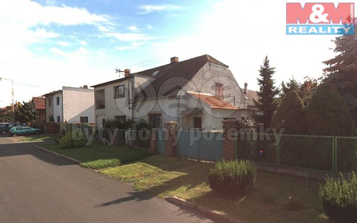 Podej, rodinný dům 2+1, 930 m2, Hlízov