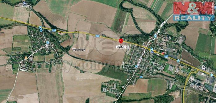 Prodej, orná půda, 6200 m2, Plzeň, Křimice