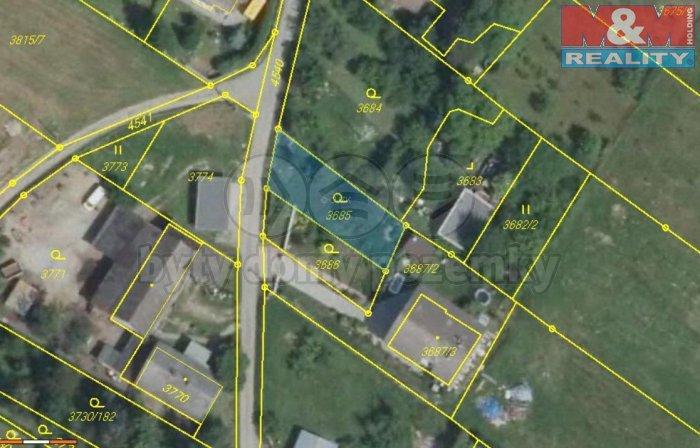 Prodej, zahrada, 277 m2, Hlučín