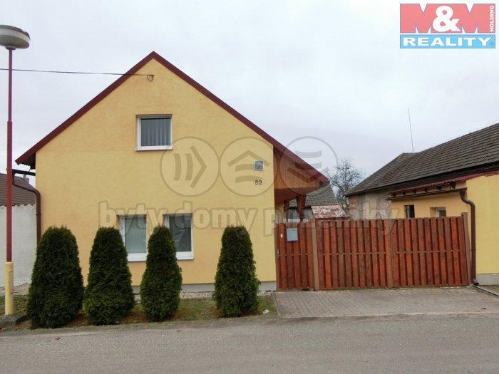 Prodej, rodinný dům, 130m2, Opolany-Kanín