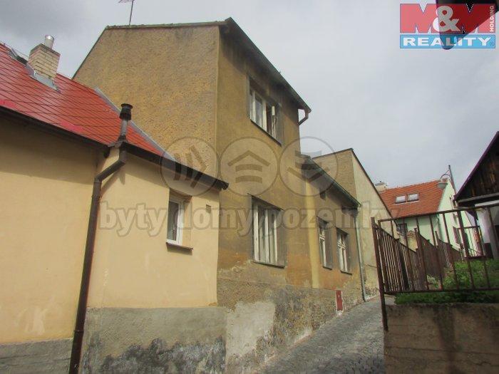 Prodej, rodinný dům 4+1, 100 m2, Rakovník