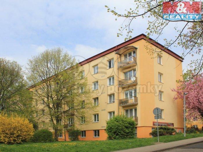 Prodej, byt 2+1, 53 m2, OV, Ústí nad Labem - Bukov