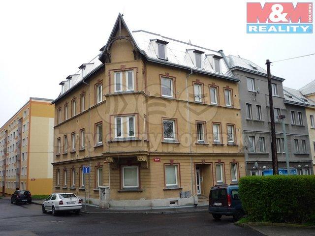 Prodej, byt 3+1, 87 m2, OV, Ústí nad Labem, ul. Železná