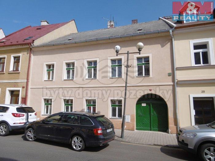 Prodej, rodinný dům, 207 m2, Kadaň, ul. Čsl. armády
