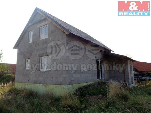 Prodej, rodinný dům 3+1, 140 m2, Kozárovice