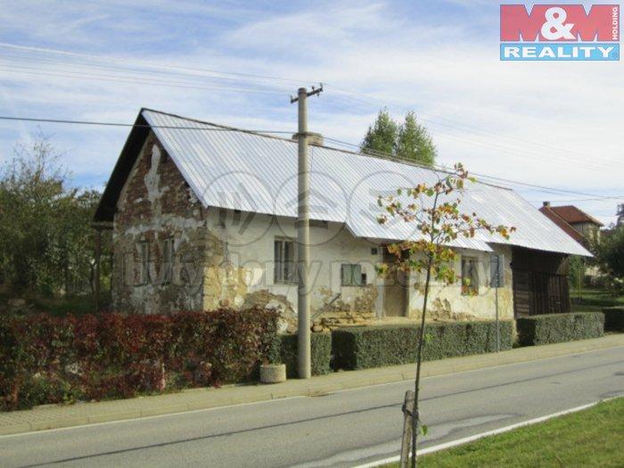 Prodej, rodinný dům, 660 m2, Vilémovice