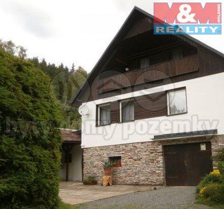 Prodej, rodinný dům 4+1, 3200 m2, Malá Morávka - Karlov