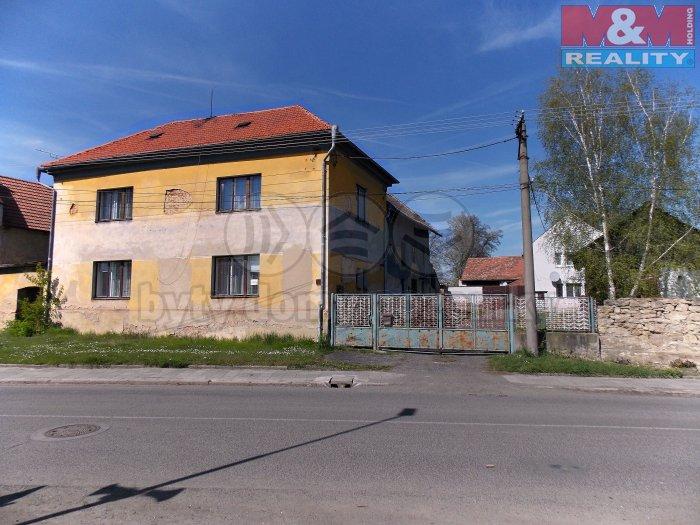 Prodej, rodinný dům 5+1, 200 m2, Mělnické Vtelno