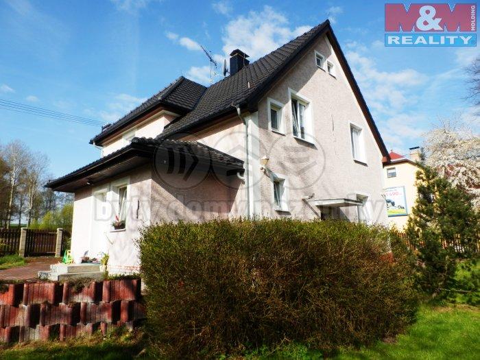 Prodej, rodinný dům, 5+kk, 93 m2, Stará Voda, zahrada 3568m2