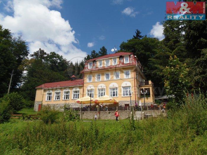Prodej, hotel, 557 m2, Nejdek, ul. Limnická