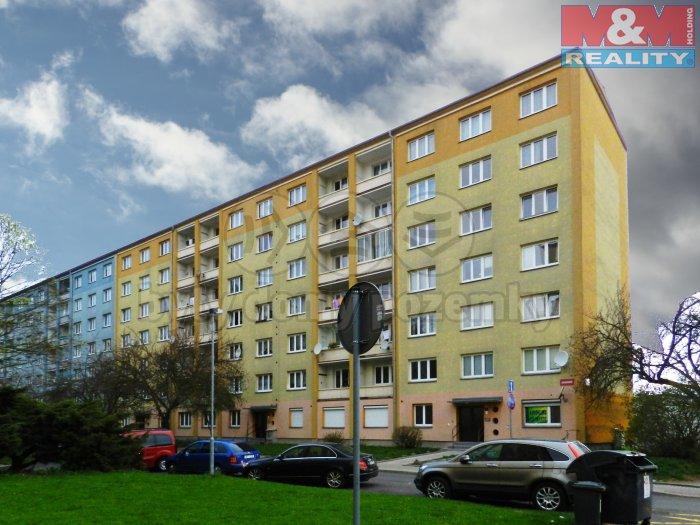 Prodej, byt 2+1, 51 m2, Karlovy Vary, ul. Brigádníků