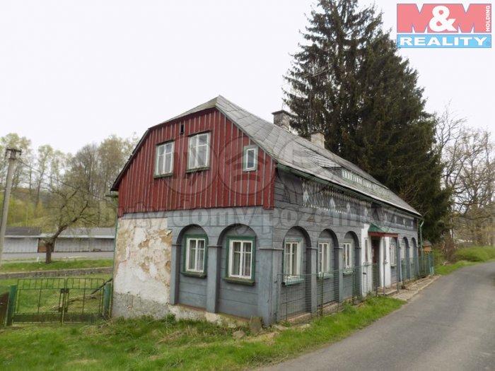 Prodej, rodinný dům, Rožany