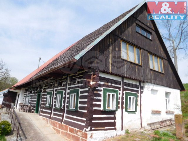 Prodej, chalupy, 219 m2, Vidochov