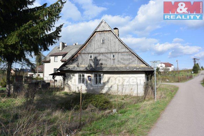 Prodej, rodinný dům, 387 m2, Lukavice