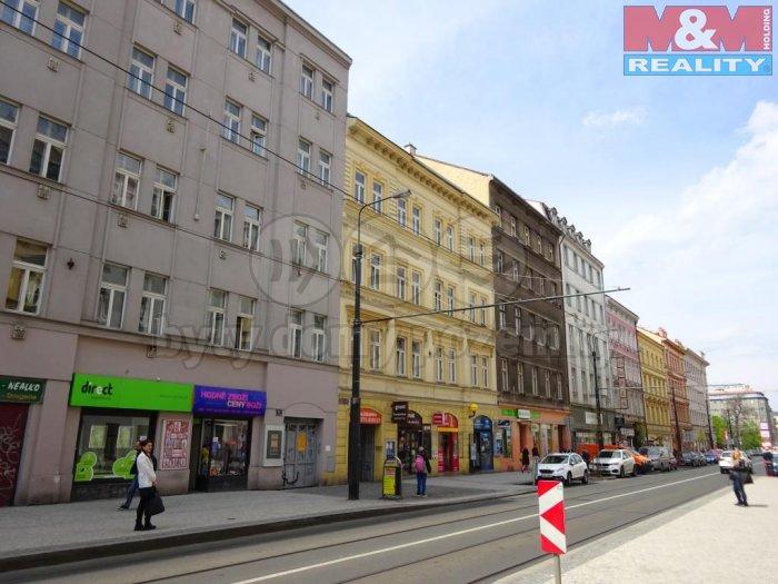 Pronájem, obchod, 100 m2, Praha - Vinohrady, ul. Bělehradská