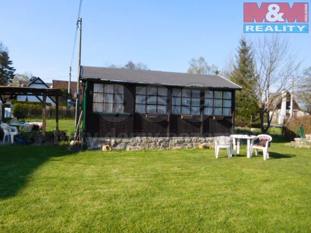 Prodej, chata 2+kk, 681 m2, Hroznětín - Velký rybník