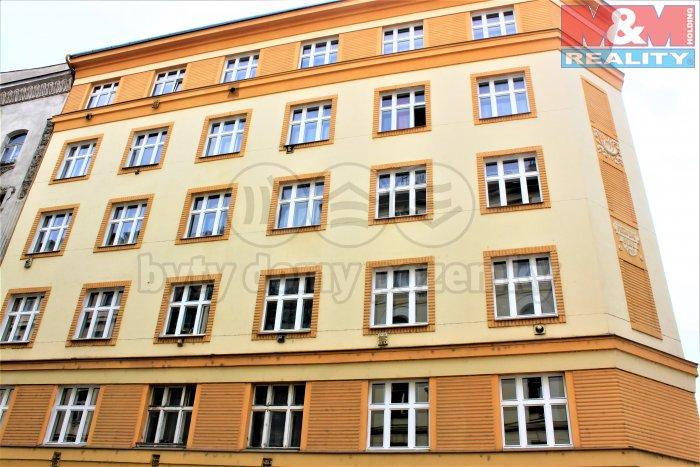 Prodej, byt 2+kk, 56 m2, Praha 10 - Vršovice