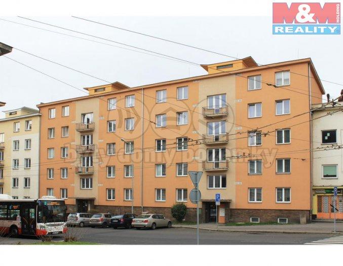Pronájem, byt 2+1, 55 m2, OV, Ústí nad Labem - centrum